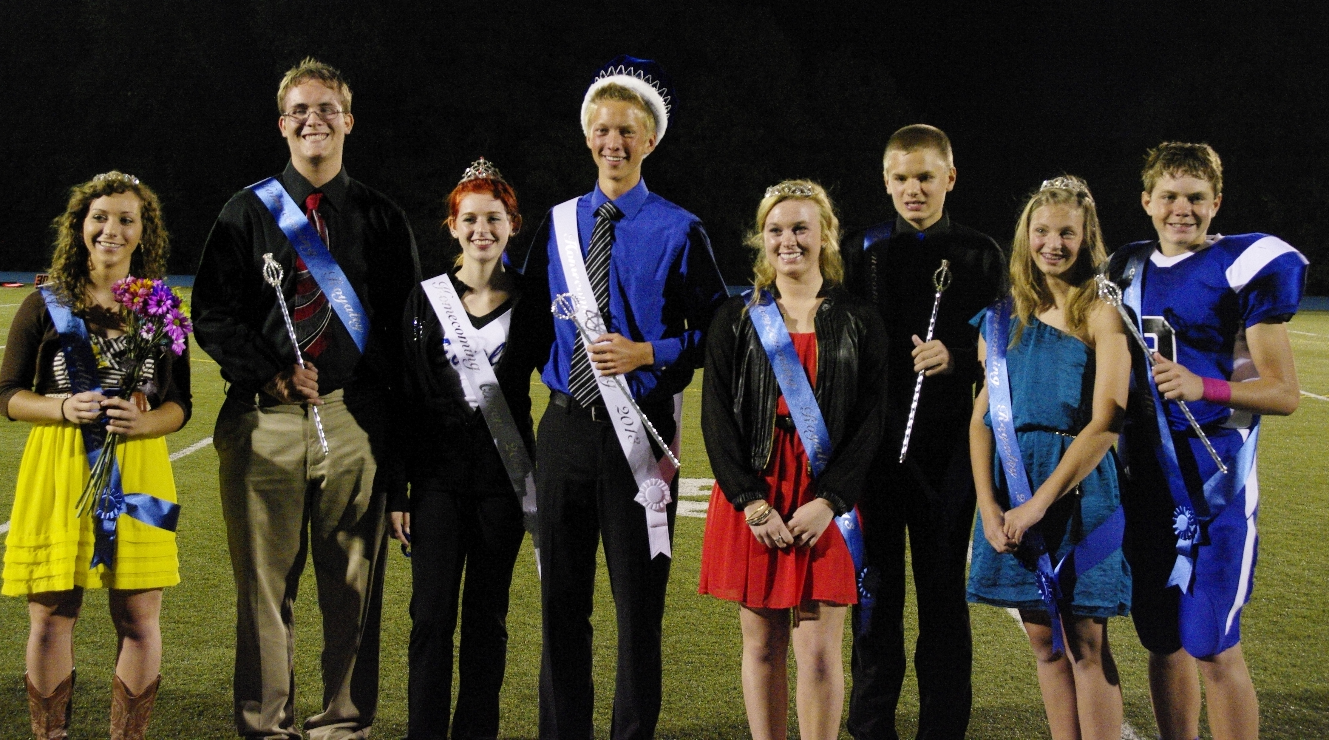 SCA Blog Summit Christian Academy Homecoming Court