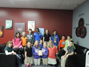 SCA Elementary Students Publish Poems in Discovery