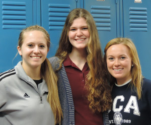 SCA Athletes Named to Academic All-State Team
