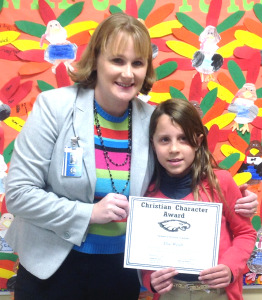 Christian Character 1st Quarter Elise Welch