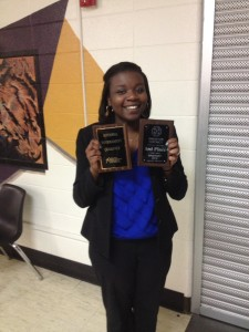 Debaters Qualify for Nationals Courtney