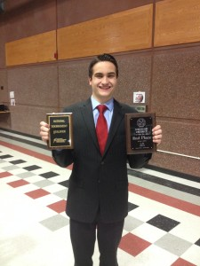 Debaters Qualify for Nationals Logan
