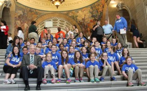 SCA 4th graders experience government first hand Photo #1